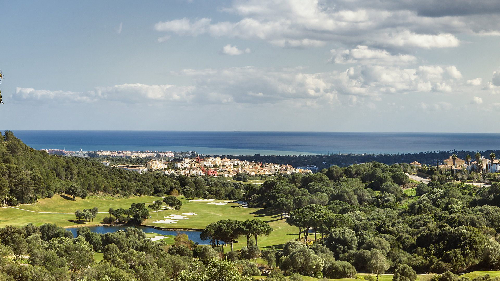La Reserva Golf Club in Sotogrande