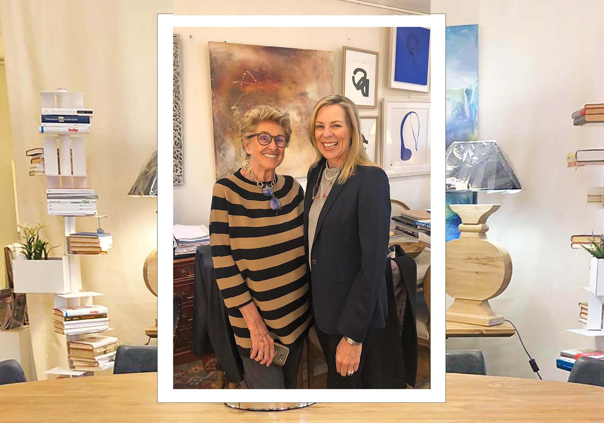 Stephanie Noll & Giuliana Bonini - Interior Design Sotogrande