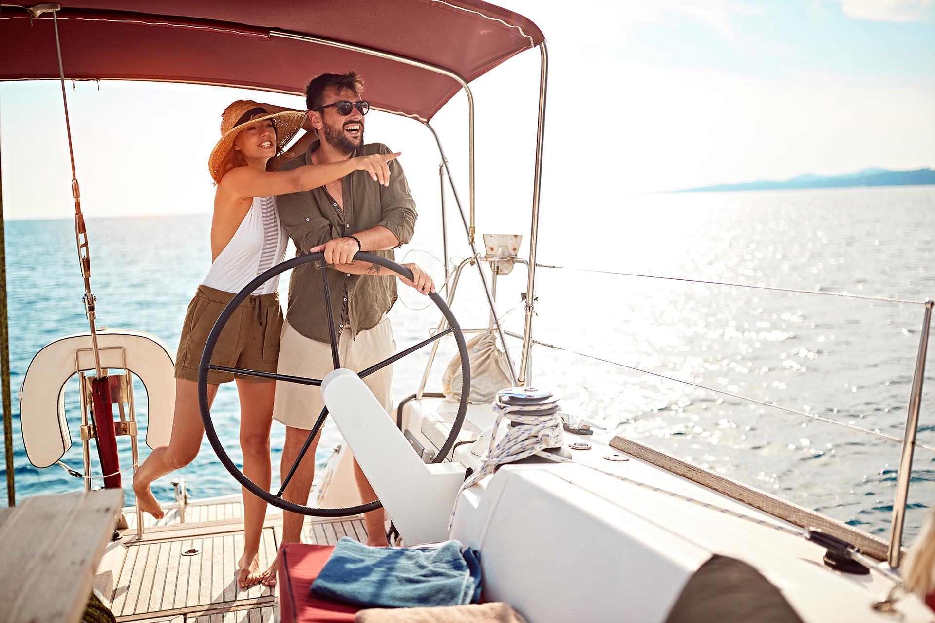 Sailing in Sotogrande