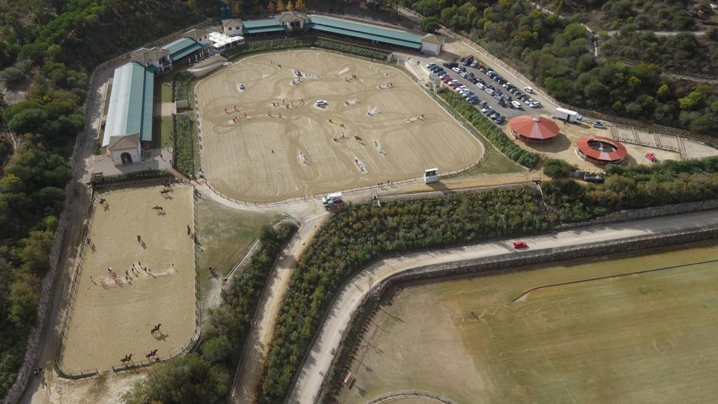 drone-view-santa-maria-equestrian-club-noll-sotogrande.real-estate-competition