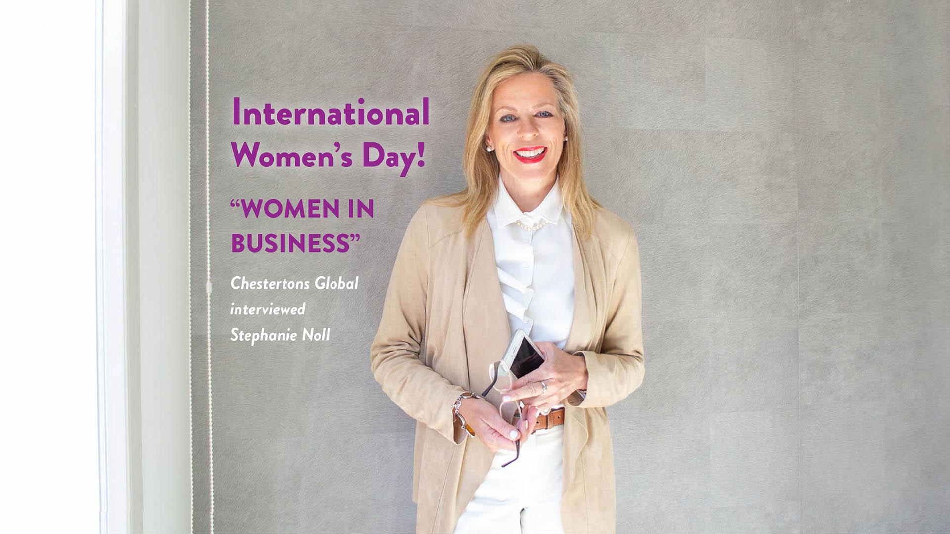 International Women's Day: Women in Business – Sotogrande, Spain