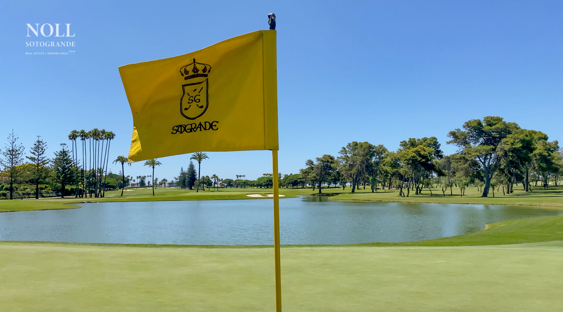 Sotogrande Golf Paradise - Real Club Golf Sotogrande