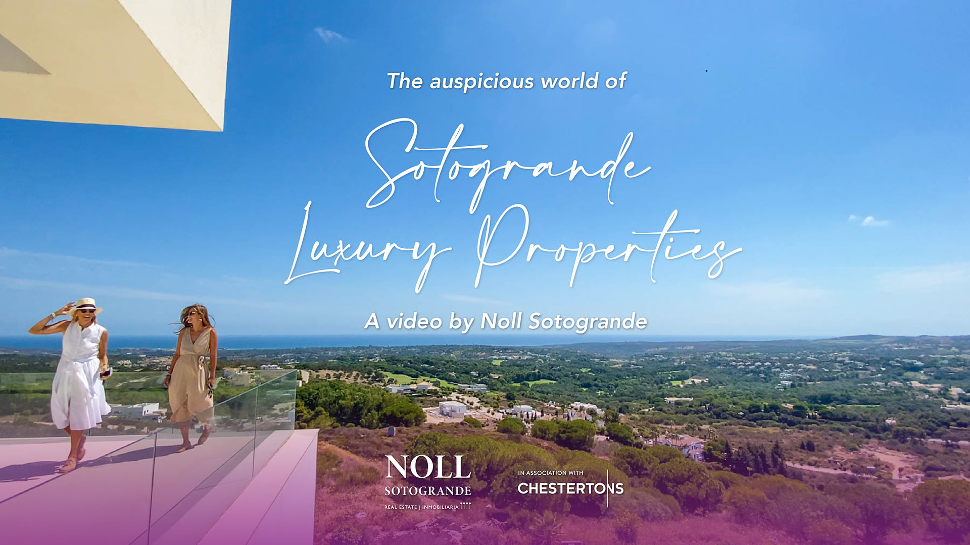 The auspicious world of Sotogrande luxury properties