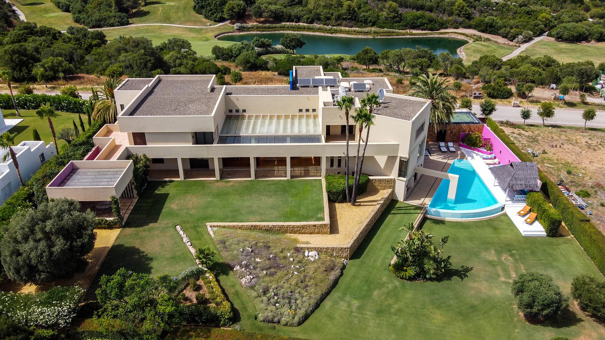 Moderne Villa, la Reserva de Sotogrande 5.750.000 €