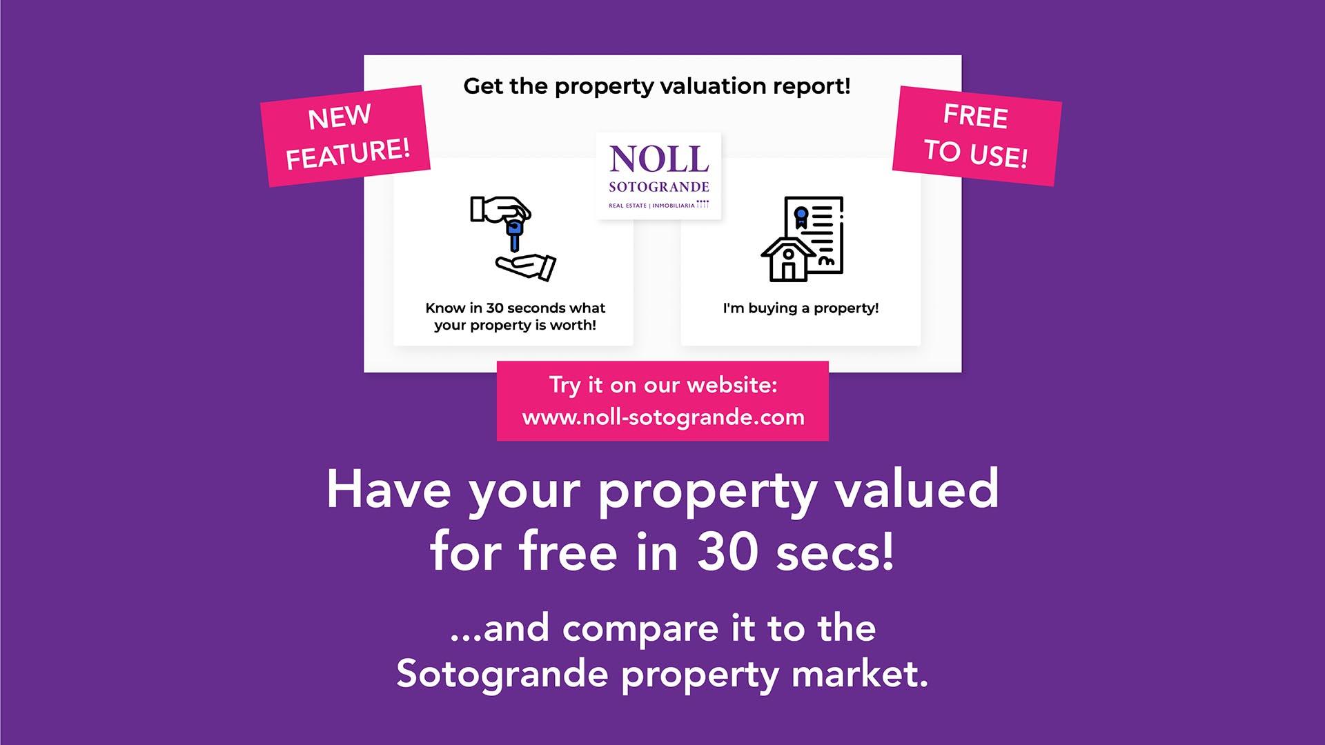 sotogrande home prices market - Have your property valued for free - noll sotogrande real estate-1