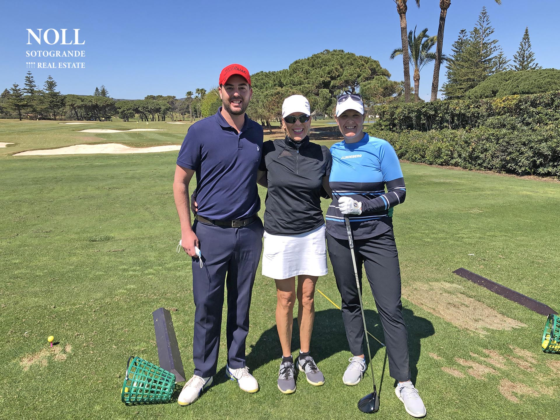 A Golf Day with Proette Marianne Skarpnord in Sotogrande by Stephanie Noll