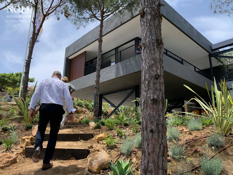 Villa Las Nubes Sotogrande -  Charles Gubbins, Stephanie Noll